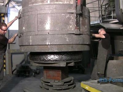 Crafting Crucibles at Morgan MMS in Germany