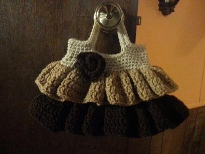 Crochet bag tutorial Crochet handbag Crochet Purse Crochet tutorial
