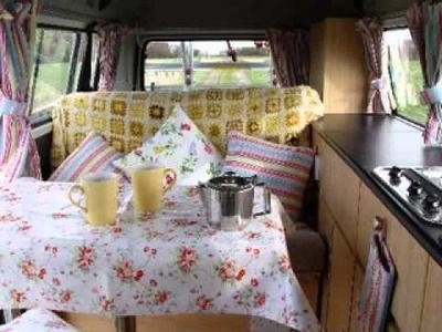 DIY Camper decorating ideas