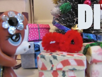 DIY Decorations: How To Make A LPS Present