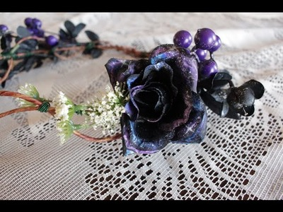 ♥ DIY Flower Crown Tutorial ♥