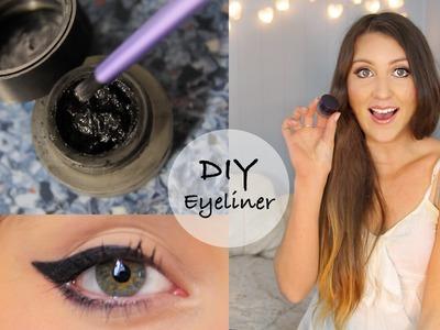 DIY Gel Eyeliner ♡ Natural