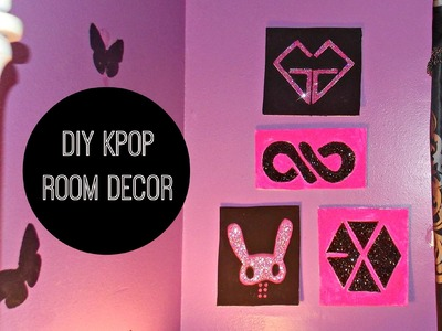 DIY K-POP Room Decor Wall Art