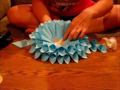 DIY Post it Note Flower