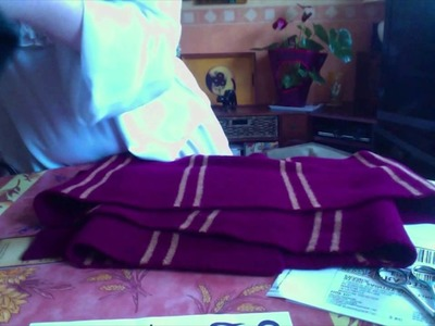 [FR.EN] Lochaven Scotland Unpack Review: Official Harry Potter replica (sweaters, cardigan, scarf)