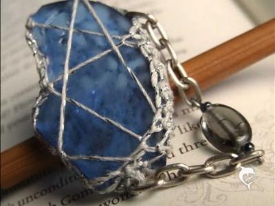 Gypsy Designer Crochet Jewelry from www.gypsycrochet.etsy.com