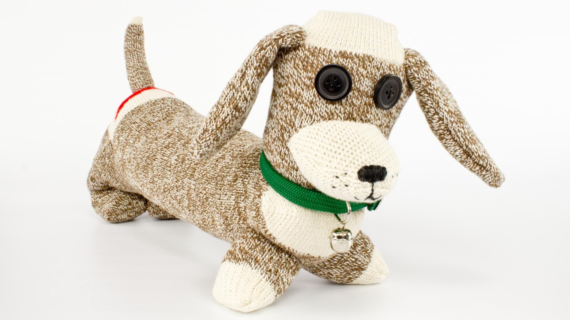 How To Make A Sock Dog