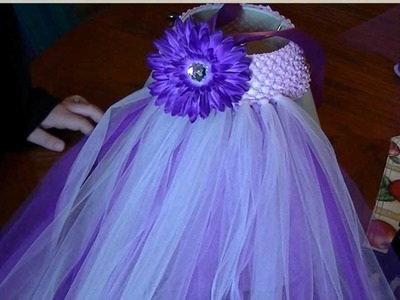 How to Make a Tutu Dress