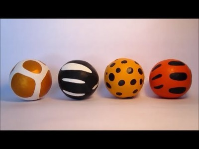 How To Make Juggling Balls | DIY Crafts And Activities For Kids