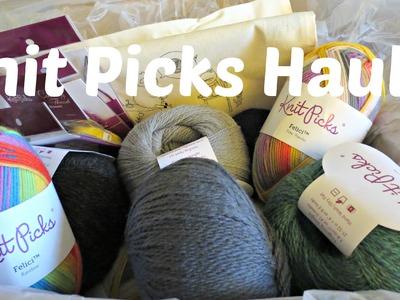 Knit Picks Cyber Monday Yarn Haul