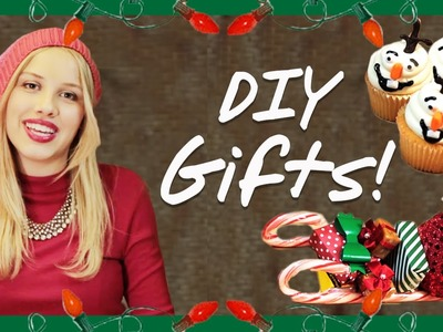 Last Minute Holiday DIY Gifts with Gracie Dzienny