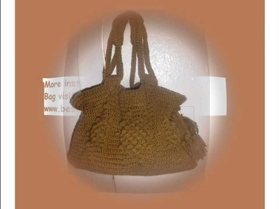 Pattern Celebrity Crochet Bag.wmv