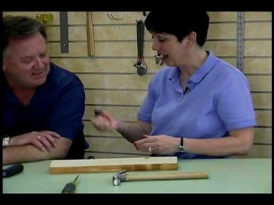 Upholstery DIY - Staple Remover Tool Triangle