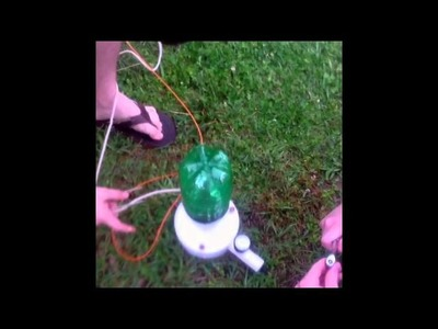2 Liter Water Bottle Rocket Launcher: Physics Project