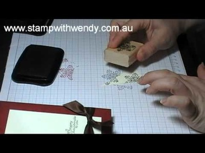 20 days of Handmade Christmas Cards - Day 17
