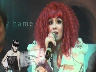 Agnes Monica Press Conference Launching AgnesIsMyName - Part 3.3