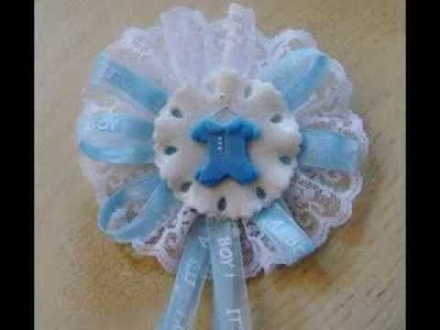 Boy baby shower favor ideas