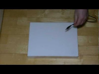DIY Light table