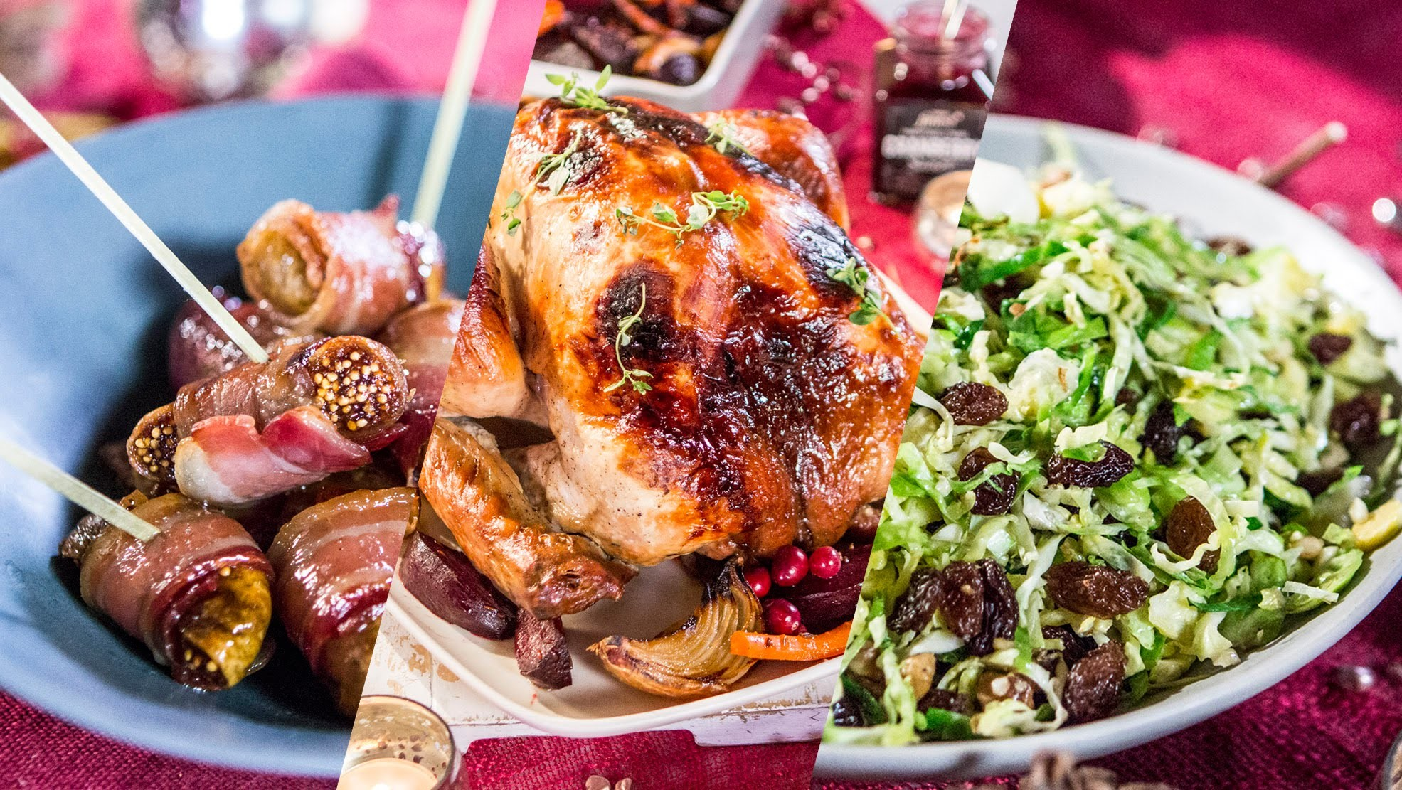 Full Christmas Dinner Cookalong… SORTED!