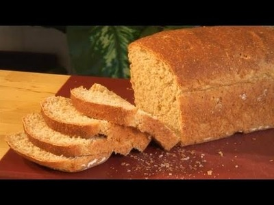 How To Bake Whole Wheat Brown Bread