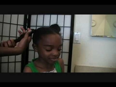How to care for little girls natural hair | Nik Scott