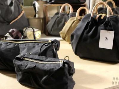 How to - Handmade Fashion by Hoi Bo -  'Made in Toronto' Toronto Standard