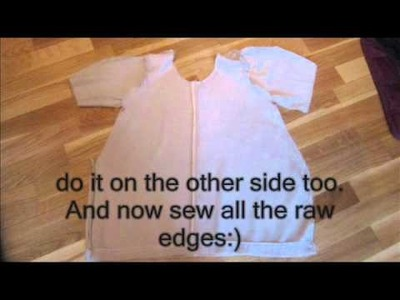 How to make an elegant blouse