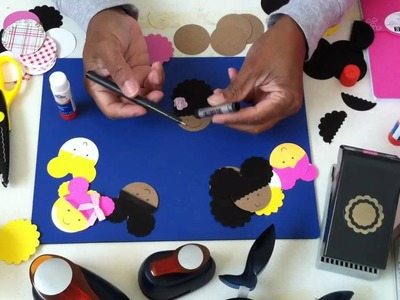 How to make Handmade paper cards