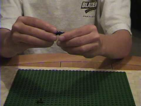 How to make Lego WWII guns