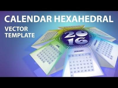 HOWTO Do creative Calendar hexahedral