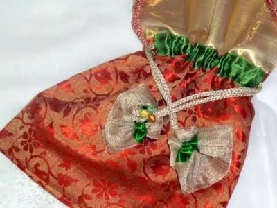 Indian Batwas - Evening Handbags - Potli Bags, designed n made by Nalini D Desai