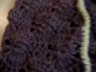 Jumbo Pinwheel Stitch Infant Dress by Lizz