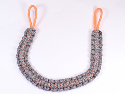 Make a Fishing & Hunting Lanyard with Survival Paracord - BoredParacord