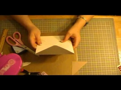 Make your own envelopes for cards
