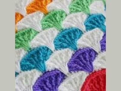 Paintbrush Stitch Pattern