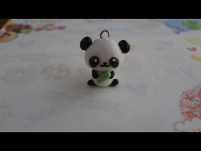 Panda with a bamboo Tutorial