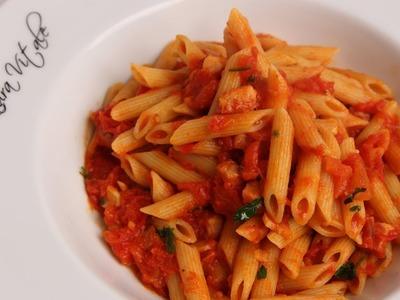 Pasta Arrabiata Recipe - Laura Vitale - Laura in the Kitchen Episode 340