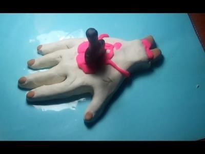 Play-Doh Halloween Prop