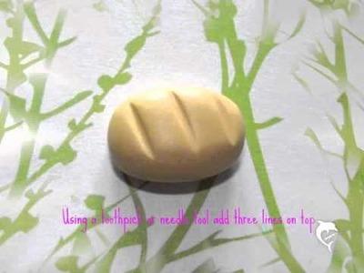 Polymer Clay Sandwich Tutorial