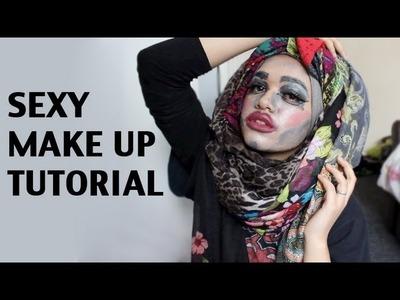Sexy Hijabi Make Up Tutorial