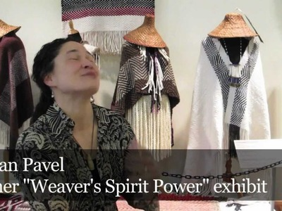 Susan Pavel and The Tradition of Salish Coastal Weaving