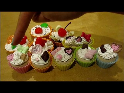Whipple Kits and Deco Cupcakes!