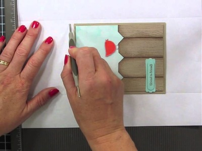 "1.16"" Rule of Box Making - Make a Card Box for gift giving with Catherine Pooler"