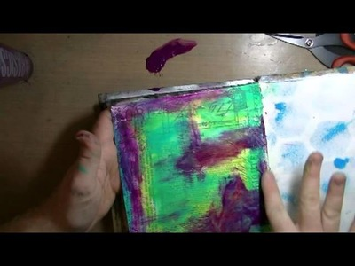 """ABC Art Journal Series-V """"Vision: Follow Yours"""""""