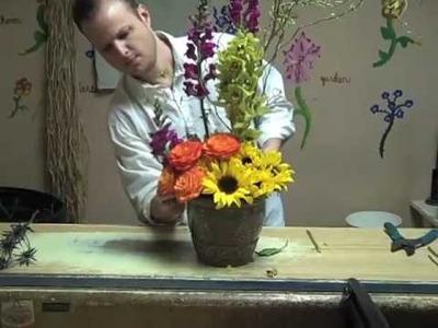 Adam's Eufloria Rose Garden Arrangement