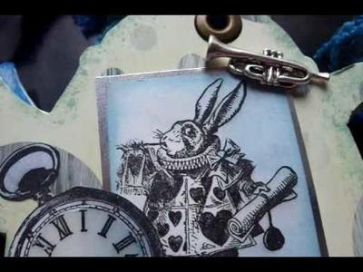 Alice in wonderland mini album