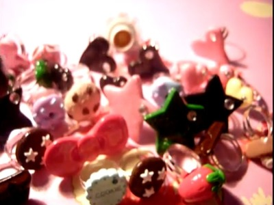 Anelli in Fimo :3 Polymer clay rings