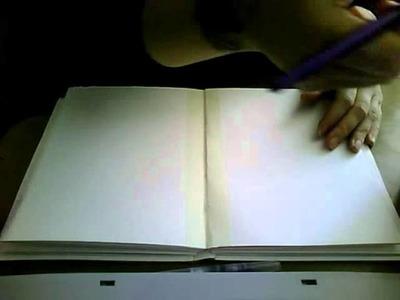 Art Journal gesso basis