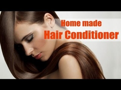 Beauty Tips - How to Make Hair Conditioner at Home - Dr.Divya