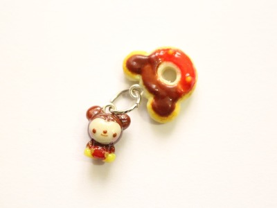 Disney Series: Mickey Chibi Charm Tutorial (Polymer Clay)